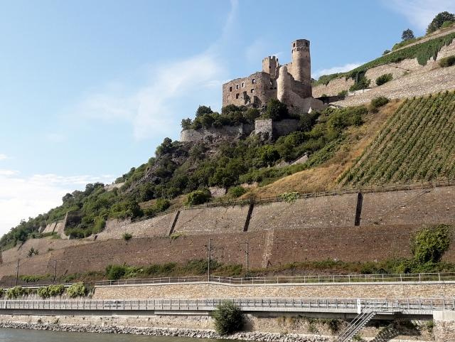 See the castles en-route