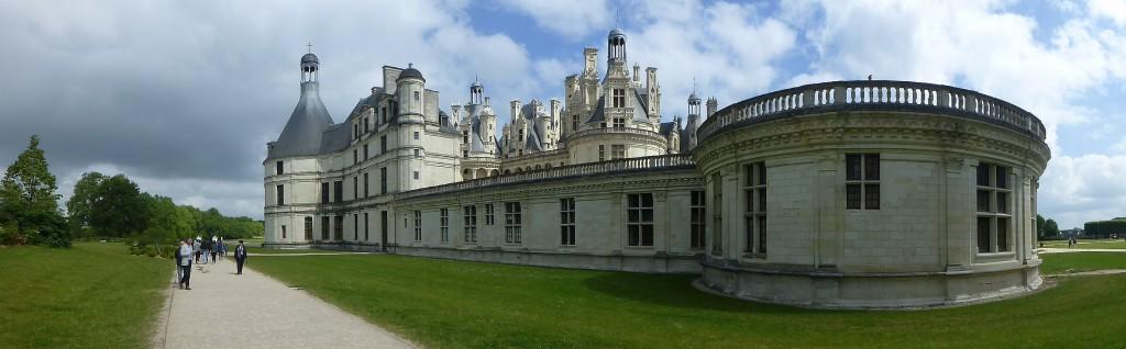 Fabulous Chambord Chateau