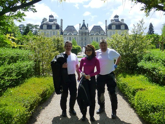 Chill-out at Cheverny