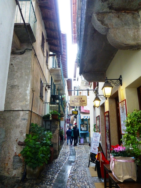 Explore the back streets