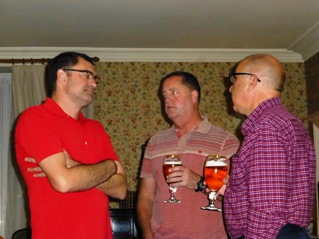Matt, Rob & Brian