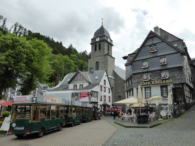 The prettiest town of Monschau