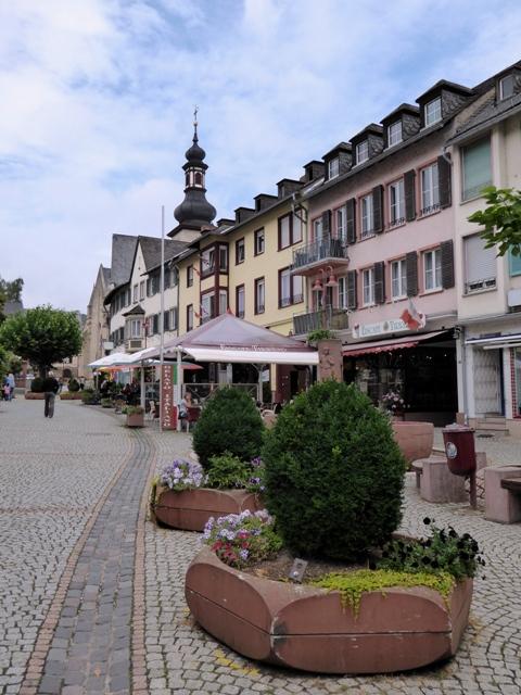 Explore the pretty cobbled streets