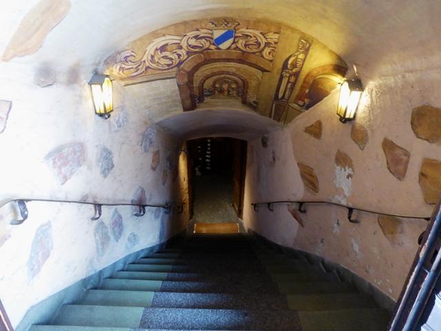 Visit the underground caves