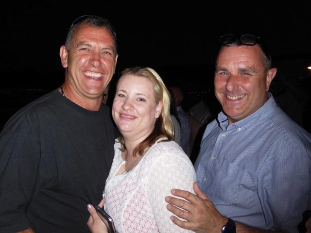John with Tana & Paul
