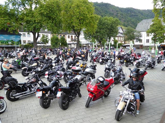 How many bikes?!