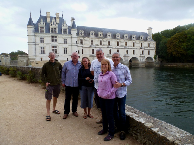 Time to visit Chenonceau Chateau