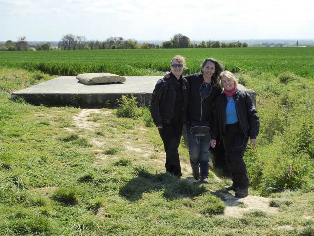 Josie, Elaine & Jane