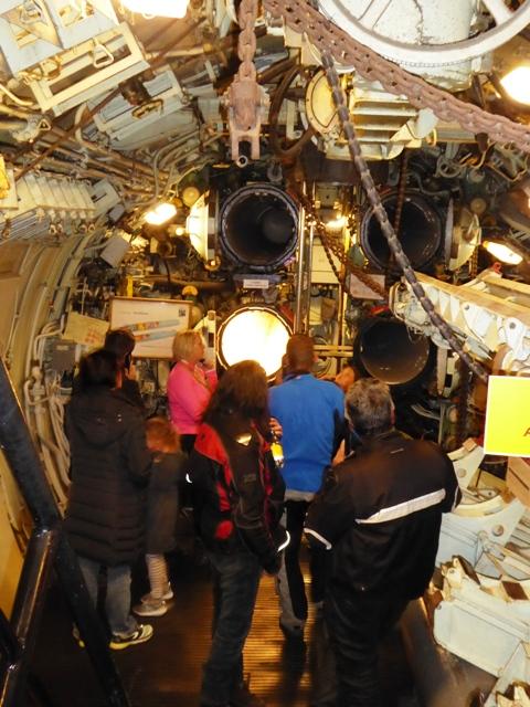 The torpedo room