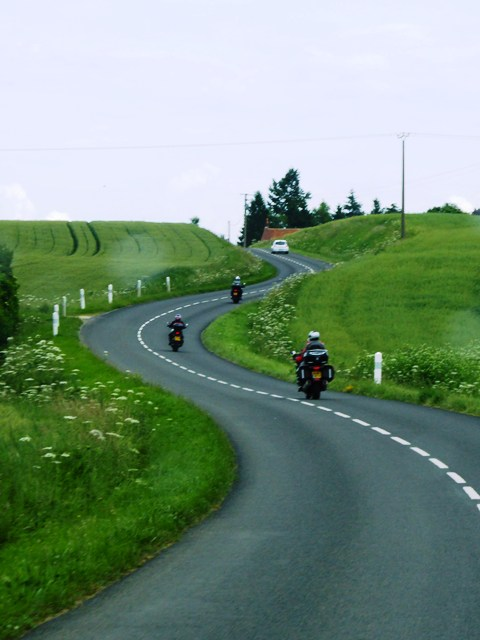 Great roads to ride