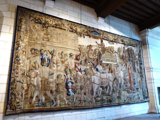 Superb tapestries