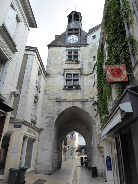 A free night in Amboise