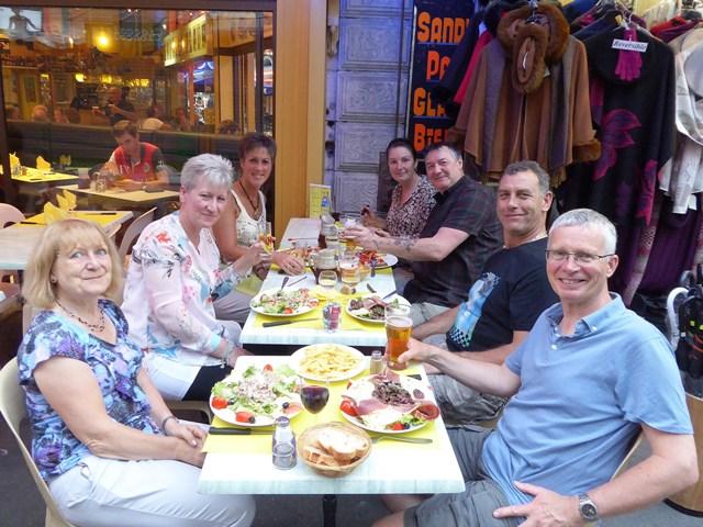 A free night in Lourdes