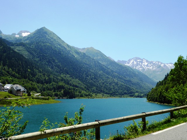 More great scenery as we head to the Pyrenees