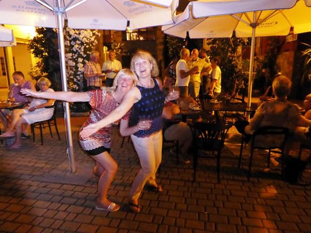 Party girls Julie & Ann !