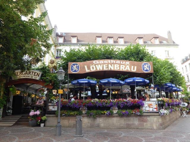 Our next hotel in Baden Baden