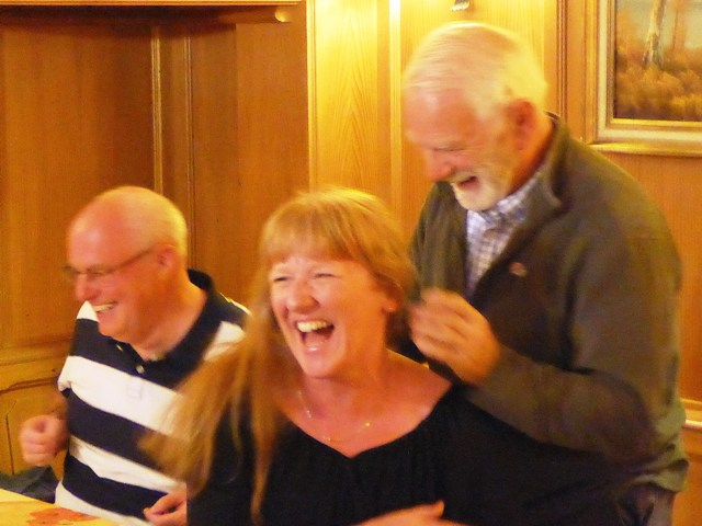 Keith passes it on to Lynne