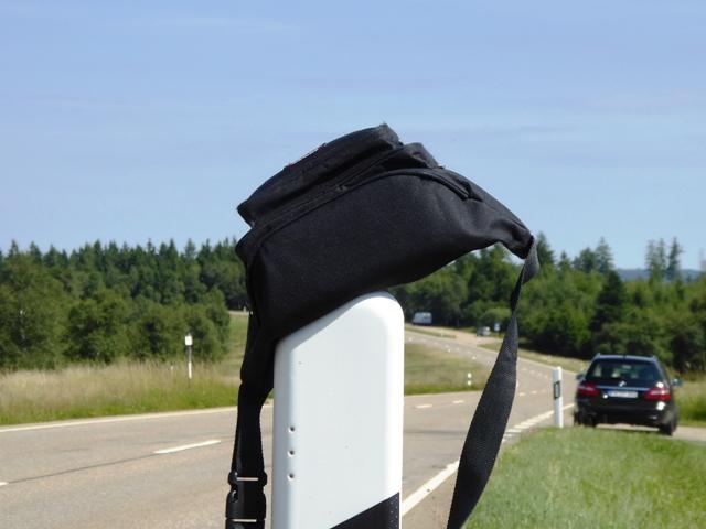 Anyone lost a bum-bag???