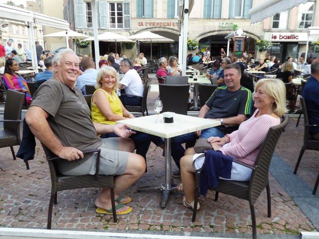 A free night in Epinal