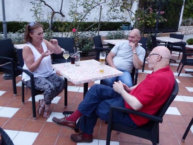 Josie & Gavin with David C