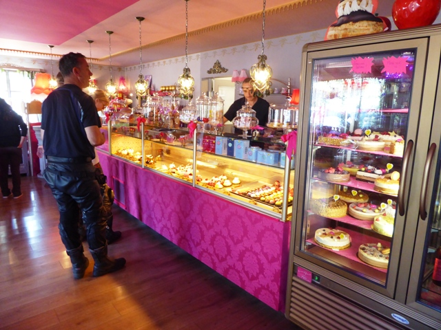 So many cakes to choose from...