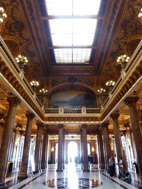 Stunning interior
