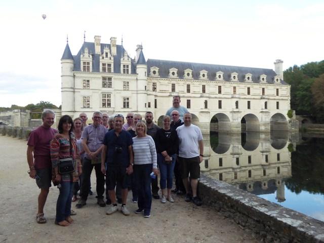 Some visit Chenonceau Chateau