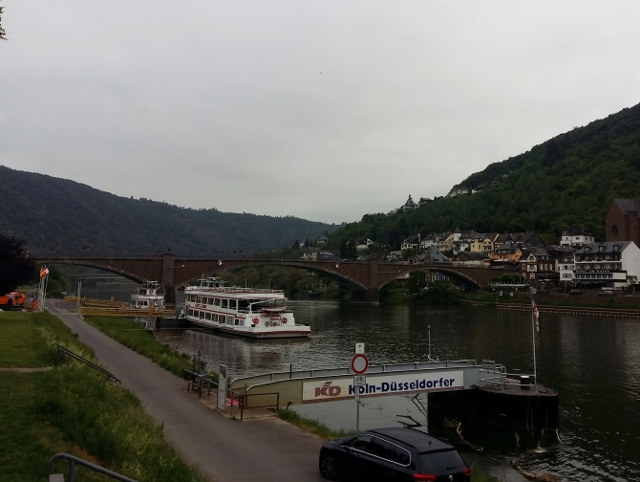Close to the Mosel River