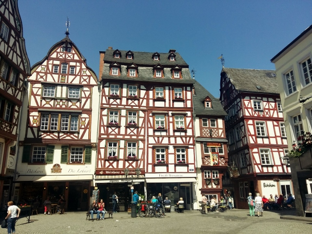Lunch at Bernkastel