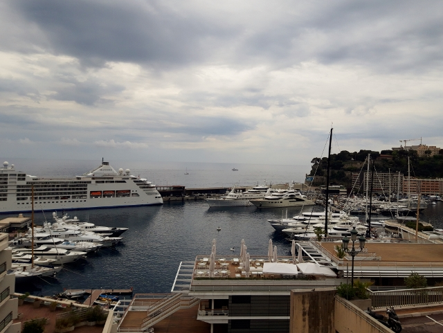 A day off - head to Monte Carlo!