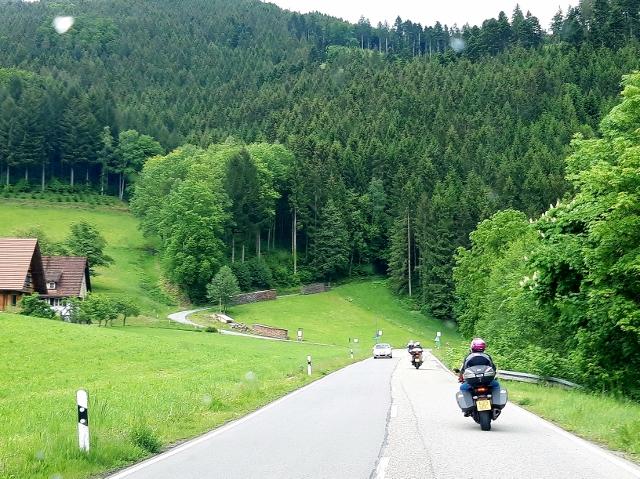 & lovely scenery