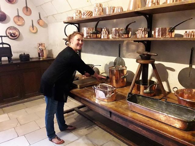 Josie would love to make Cornish pasties!