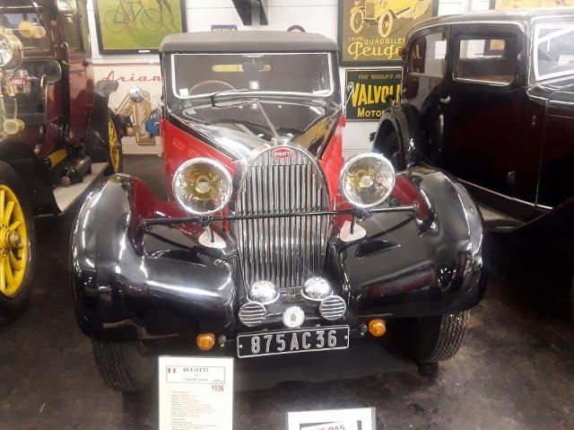 Bugati 57 Cabriolet Stelvio 1957