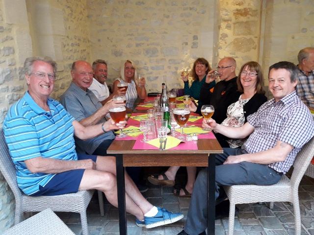Dinner in Bayeux