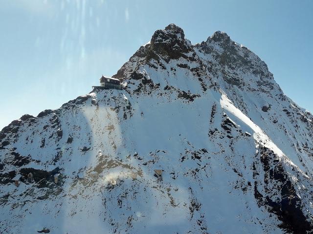 Top of the Jungfrau