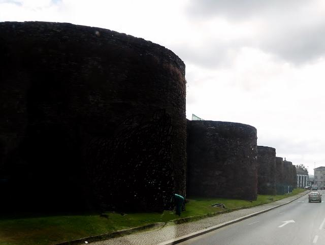 UNESCO town walls